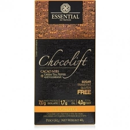 Chocolift Cacao Nibs Essential Nutrition 40g