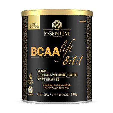 BCAA Lift 8:1:1 Essential Nutrition Limão 210g