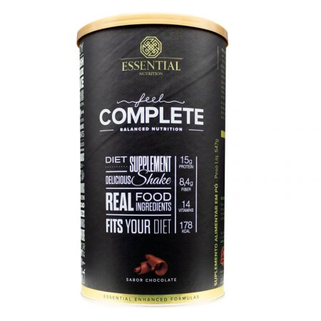 Feel Complete Essential Nutrition Chocolate 547g