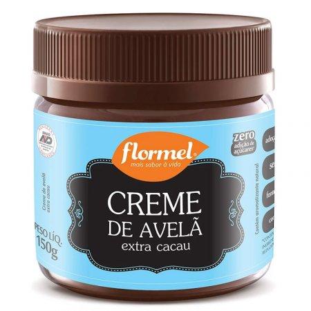 Creme de Avelã com Cacau Extra Flormel 150g