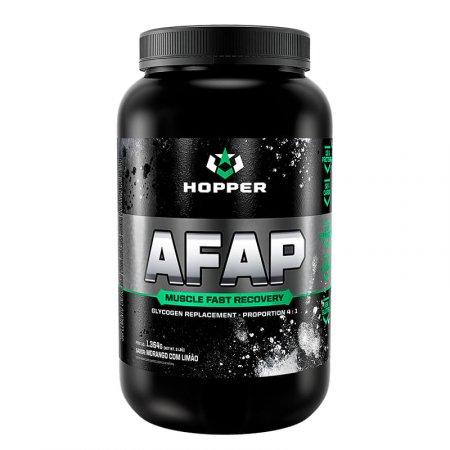 AFAP Recovery Hopper Morango Limão 1,364g