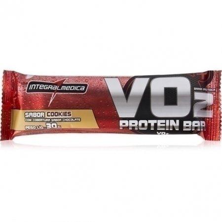Barra Vo2 Protein Integralmedica Cookies 30g
