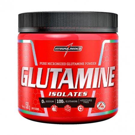 Glutamine Integralmedica Natural 150g