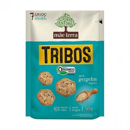 Tribos Snack Mãe Terra Orgânico Original 50g