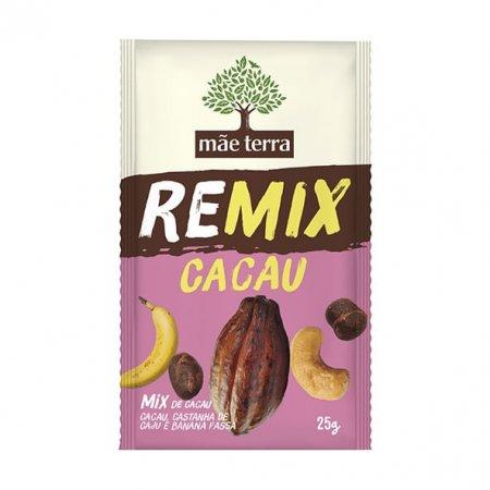 Remix Cacau Mãe Terra 25g