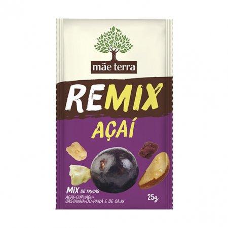 Remix Açaí Mãe Terra 25g