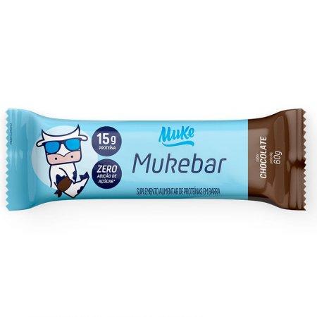 Barra Chocolate Mais Mu Muke 60g