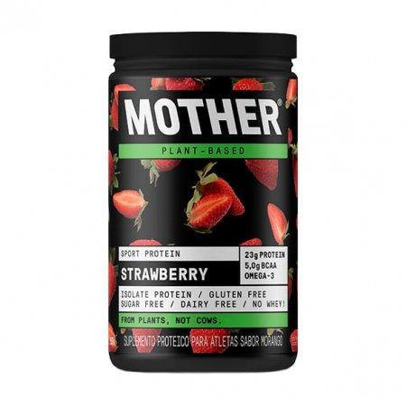 Sport Protein Mother Nutrients Morango 527g