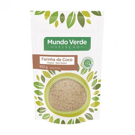 Superfood Mundo Verde Seleção Farinha de Coco 100g