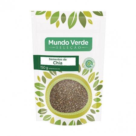 Superfood Mundo Verde Seleção Semente de Chia 150g