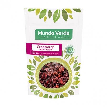 Superfood Mundo Verde Seleção Cranberry 150g
