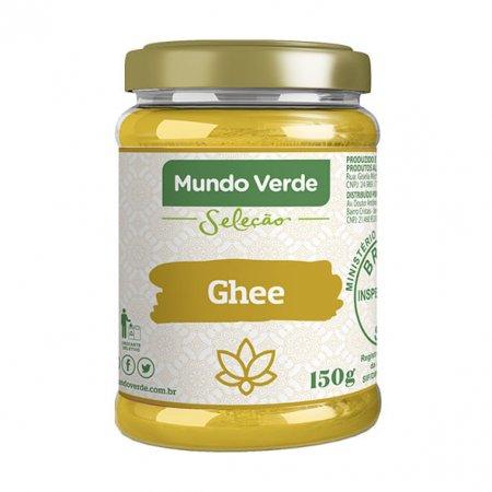 Manteiga Ghee Mundo Verde Seleção Tradicional 150g