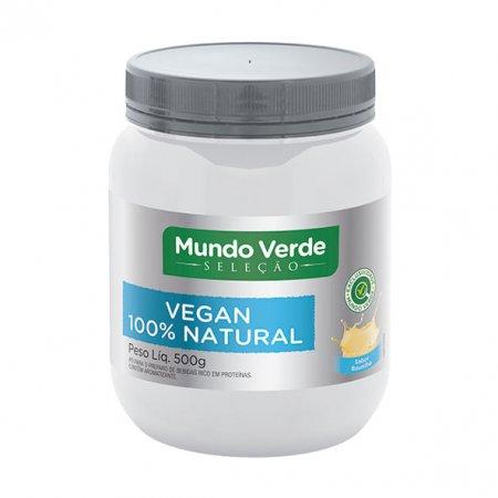Vegan Protein Mundo Verde Seleção Baunilha 500g