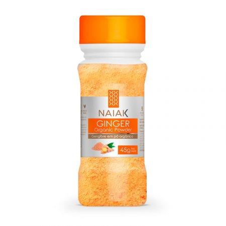 Ginger organic powder Naiak 45g
