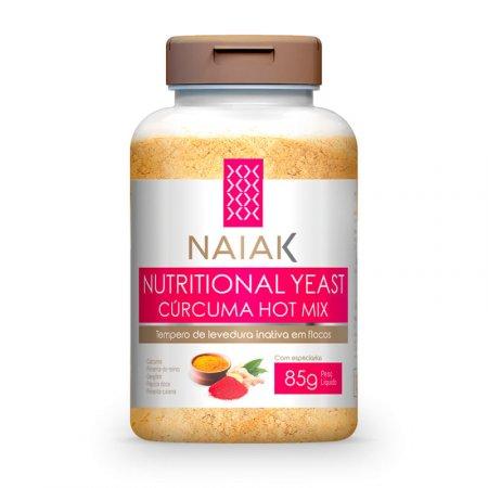 Nutritional yeast cúrcuma Naiak 85g