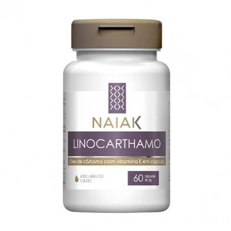 Linocarthamo Naiak 1000mg 60 cápsulas