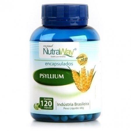 Psyllium Nutraway 120 cápsulas