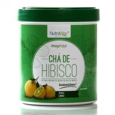 Chá Hibisco Nutraway Limão 200g