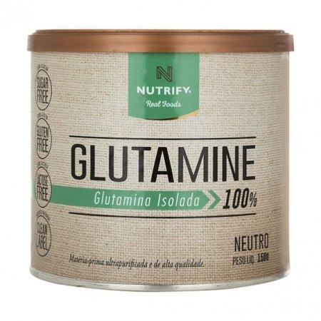 Glutamine Nutrify 150g