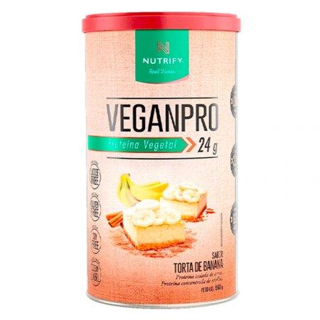 Veganpro Nutrify Torta de Banana 550g