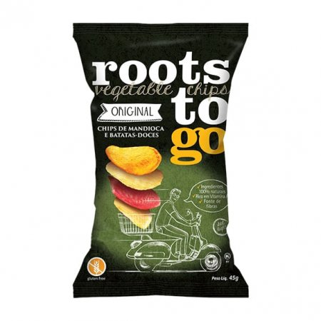 Chips Roots To Go Original 45g