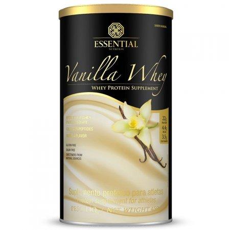 VANILLA WHEY 450G ESSENTIAL NUTRITION