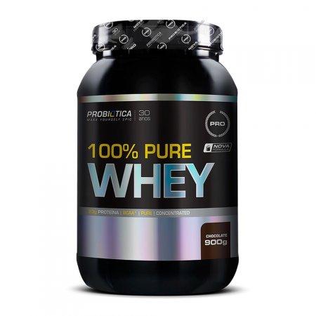 100% PURE WHEY CHOCOLATE 900G Probiótica