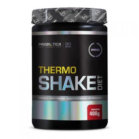 THERMO SHAKE DIET MORANGO 400G Probiótica