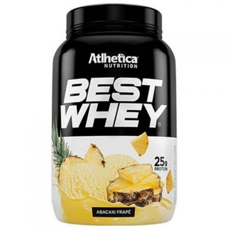 BEST WHEY BROWNE CHOCOLATE 900G ATLHETICA NUTRITION