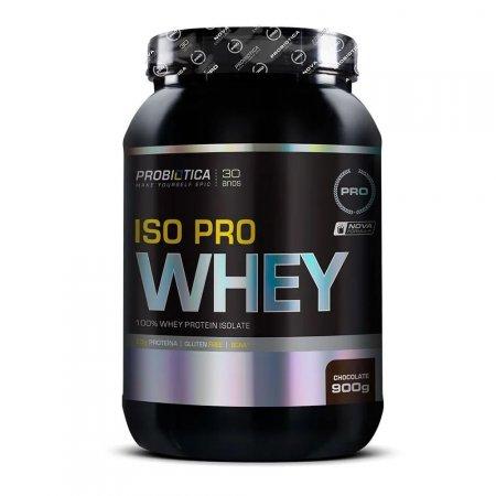 ISO PRO WHEY CHOCOLATE 900G Probiótica