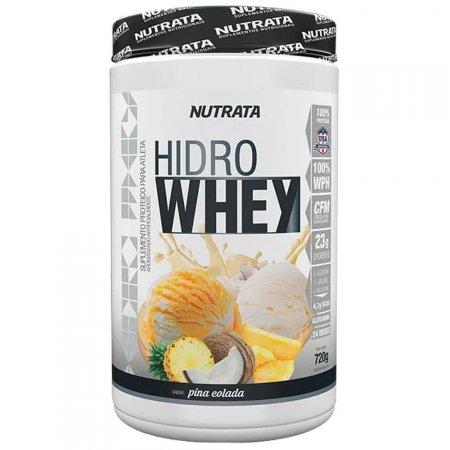 HIDRO WHEY PINA COLADA 720G NUTRATA