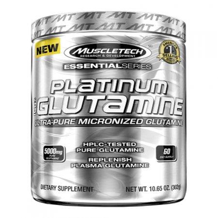 GLUTAMINA PLATINUM 302G MUSCLE TECH