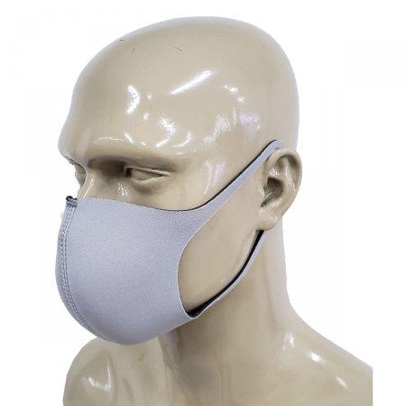 Kit Com 3 Máscaras De Proteção Neoprene - Anatômico Lavável