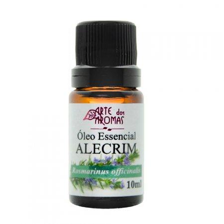 Óleo Essencial Arte dos Aromas de Alecrim 10ml