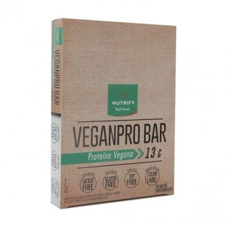 VeganPro Bar Nutrify Cacau Nibs  13g x 10