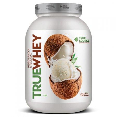 True Whey Protein Coconut Ice Cream - 837g - True Source