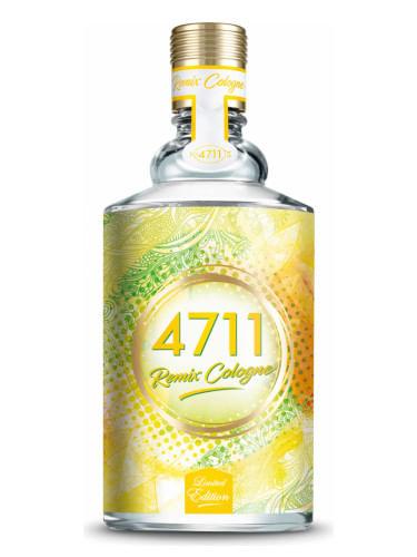 Remix Lemon Eau de Cologne 4711 - Perfume Unissex 100ml Bambi 100ml
