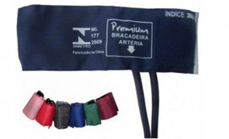 Braçadeira com Manguito Nylon/Velcro Adulto Premium Cor Froly