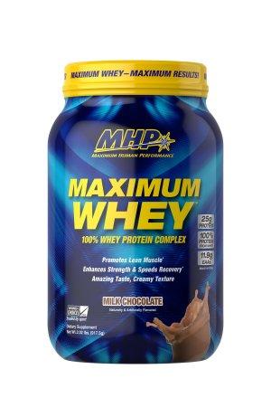 Maximum Whey Chocolate 907g MHP