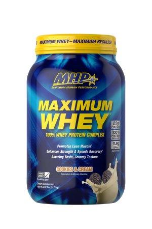 Maximum Whey Cookies and Cream 907g MHP