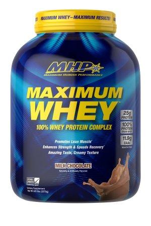 Maximum Whey Chocolate 2,27kg MHP