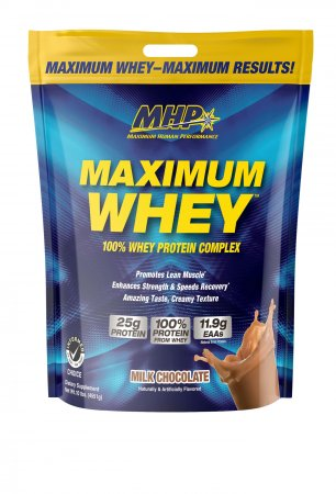 Maximum Whey Chocolate 4,53kg MHP