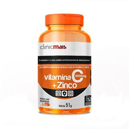 Vitamina C + Zinco Chá Mais