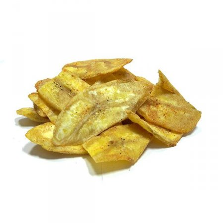 Banana Chips Sabor Páprica Picante (Granel 100g)