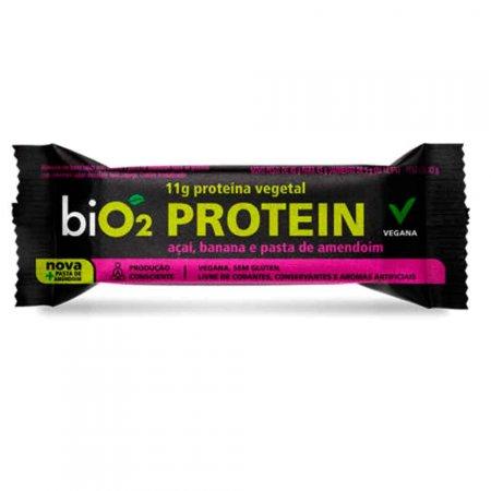 Barra de Proteína Sabor Açaí com Banana Bio2 45g