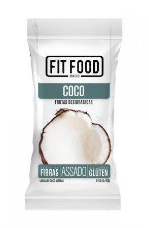 Chips de Coco Fit Food 40g