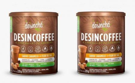 Kit 2 Desincoffee Caramelo com Flor de Sal 220g DesinChá