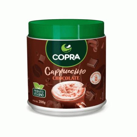 Cappuccino Chocolate 200g Copra