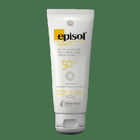 Mantecorp Episol Infantil Protetor Solar FPS 50