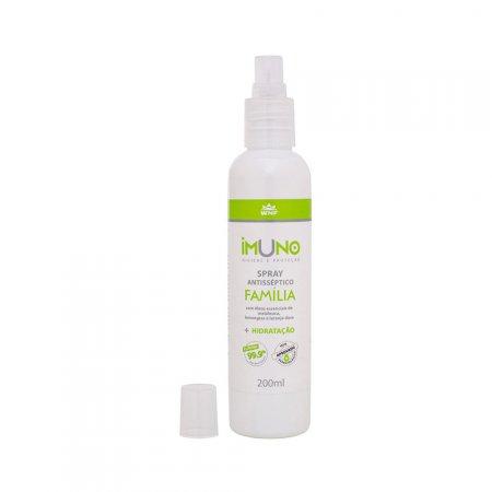 Spray Antisséptico Imuno Família 200ml - WNF